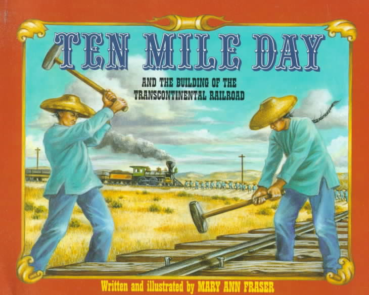 Ten Mile Day By Fraser, Mary Ann